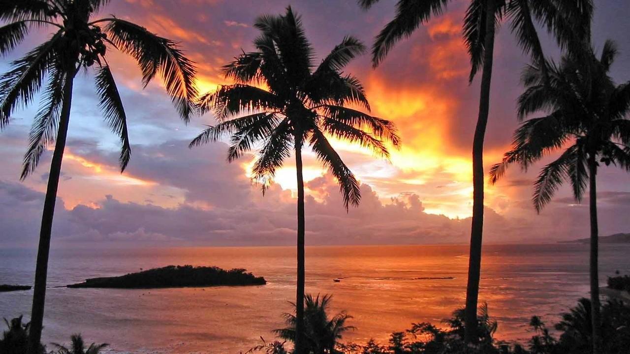 Hibiscus Highway, Savusavu, Vanua Levu, Fiji Islands