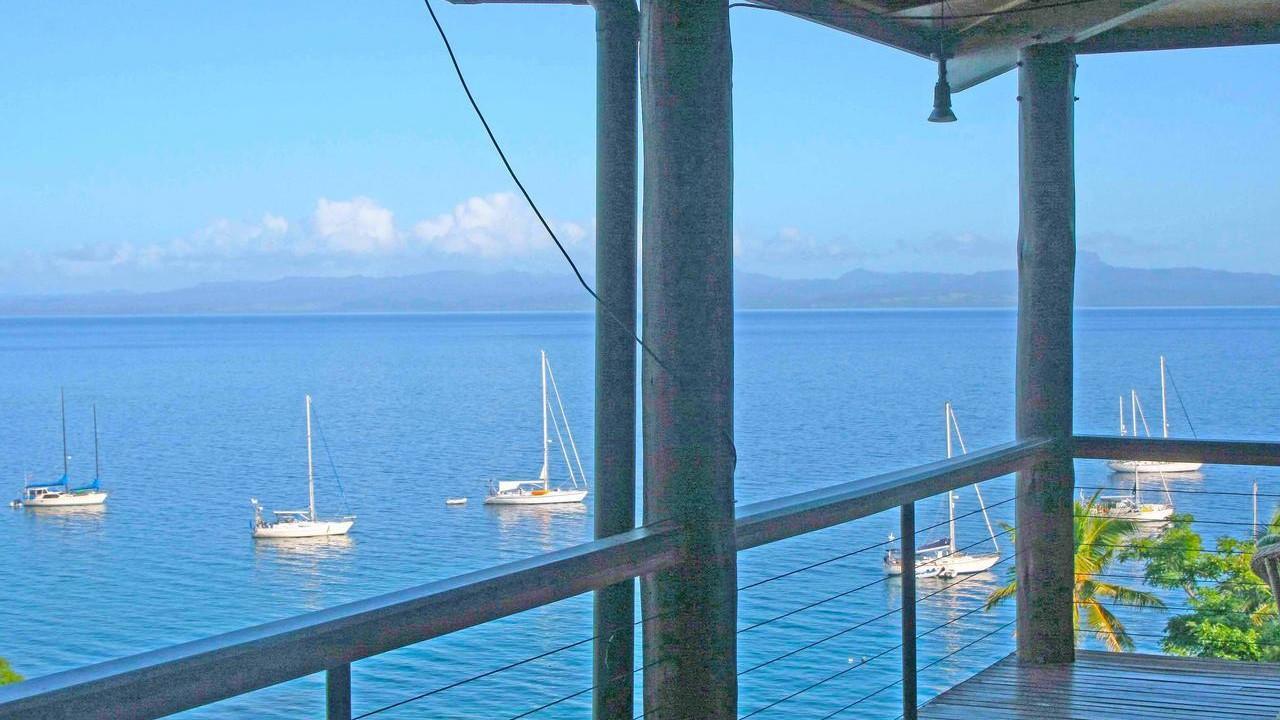 Cousteau road, Savusavu Fiji  Islands