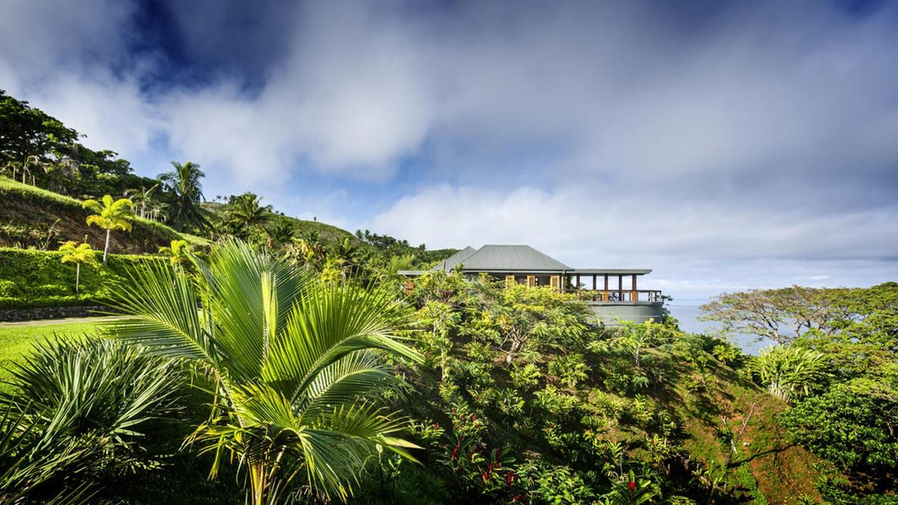 Savusavu, Fiji islands