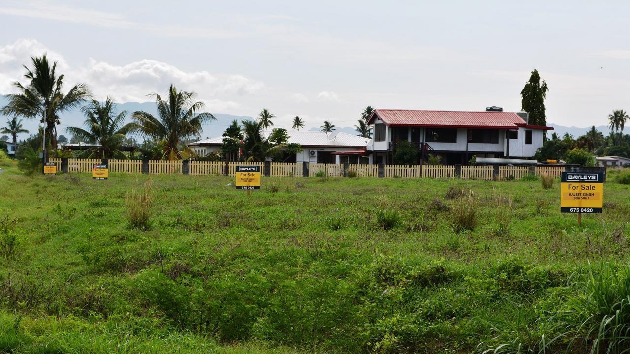 Enamanu Road, Nadi