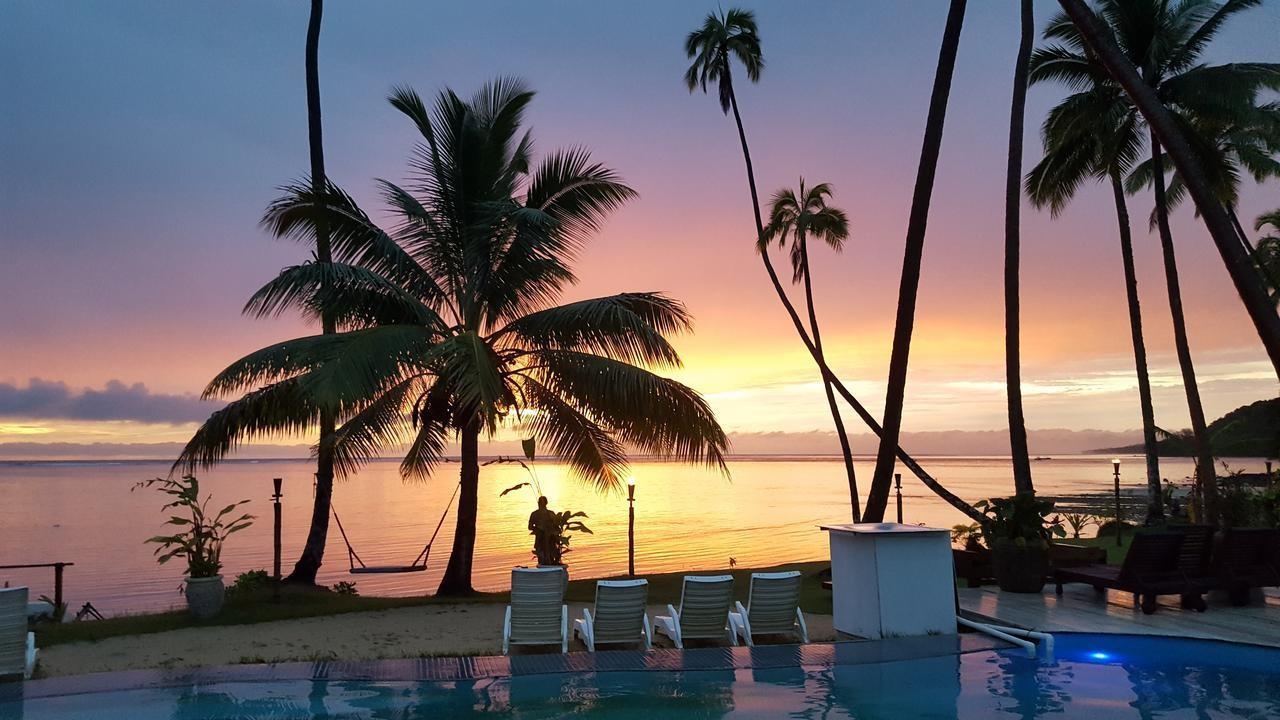 Coral Coast, Fiji islands.