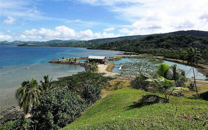 Natewa Bay, Savusavu