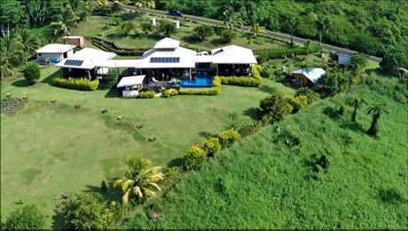 Tagimaucia House, Taveuni, Fiji