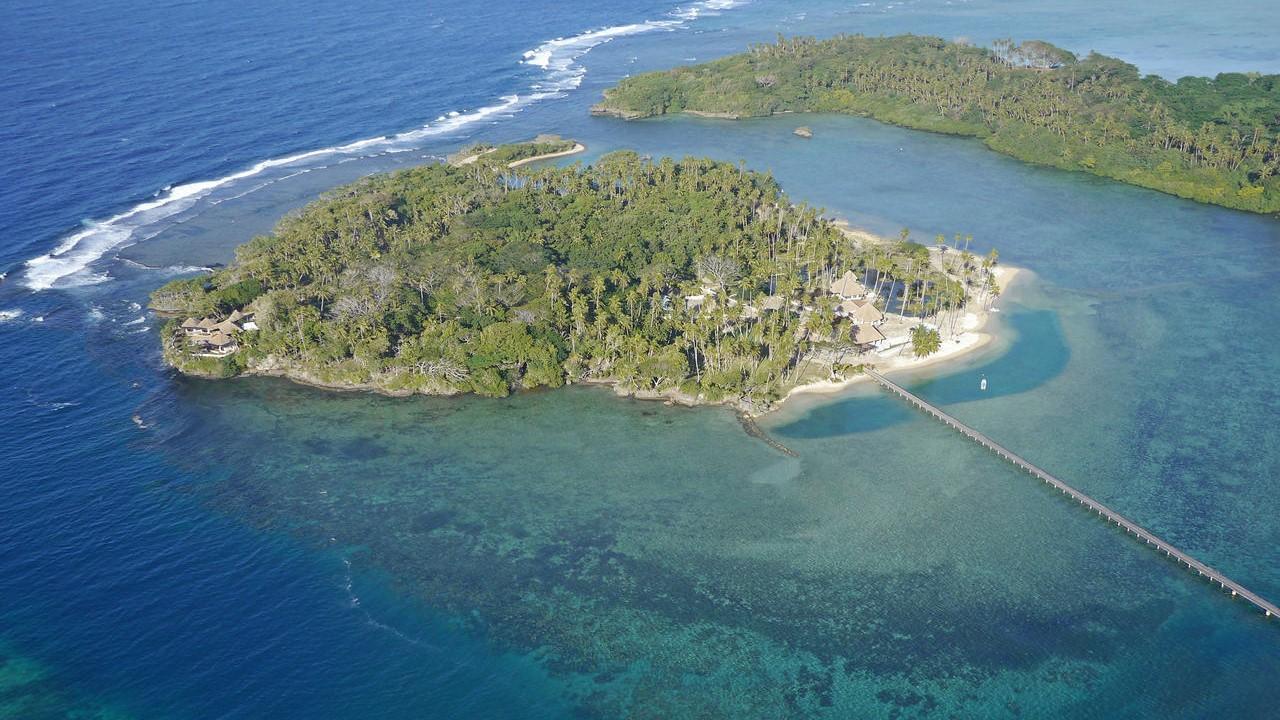 Wavi Island, Savusavu