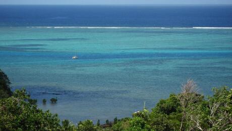 Waidroka Bay, Fiji