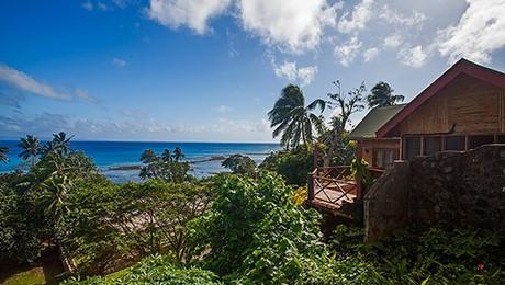 Maravu Plantation Resort , Taveuni Island