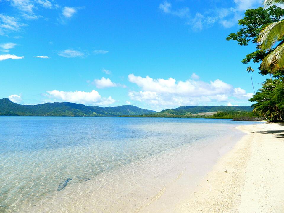 Buca Bay Road, Fiji, Cakaudrove