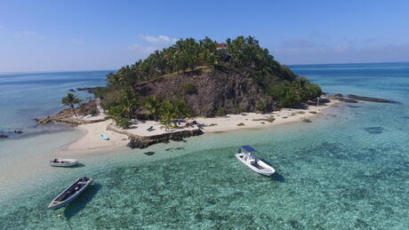 Waidigi island, Mamanuca Group of Islands