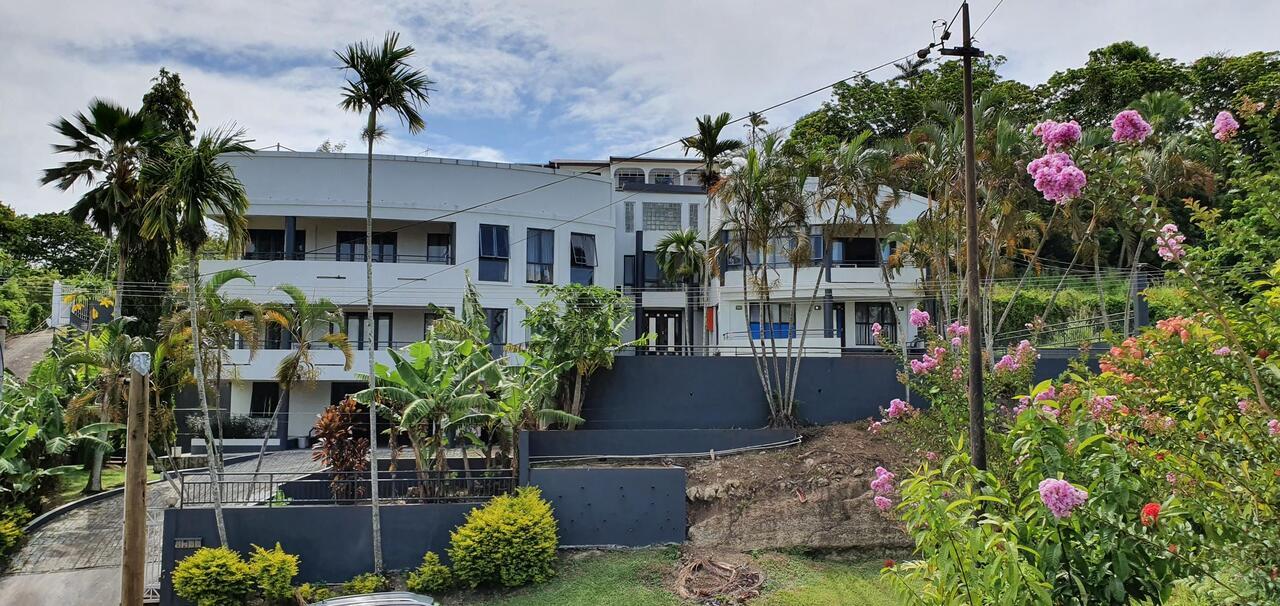 Nailuva Road, Suva