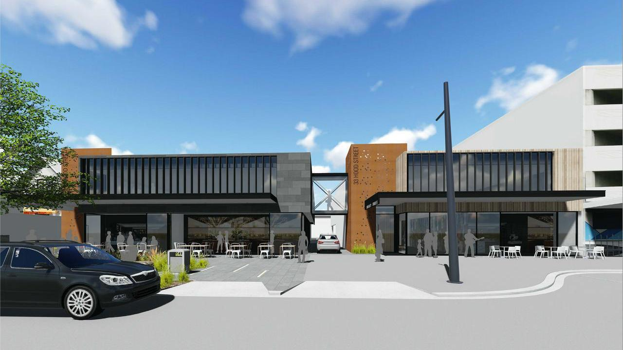 Exciting new CBD development - 29-33 Hood Street, Hamilton ...