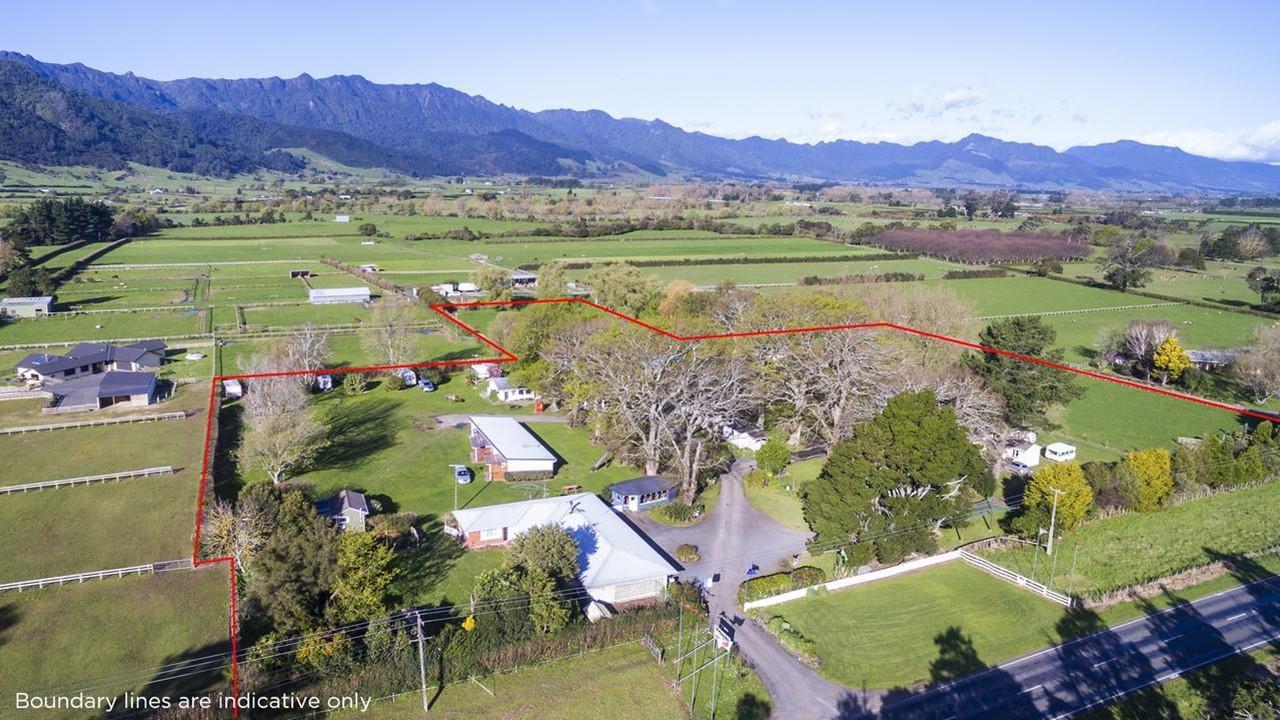 217 Stanley Road South, Te Aroha