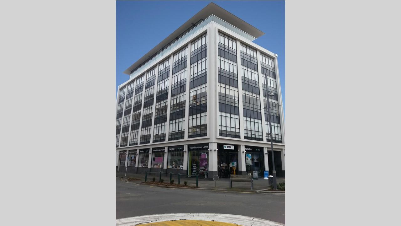Level 4, 149 Alexandra Street, Hamilton