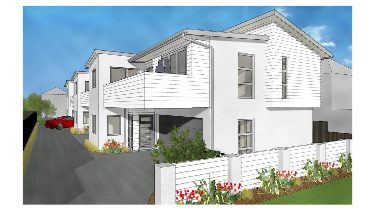 1/13 Manning Street, Hamilton (proposed Duplex #1)