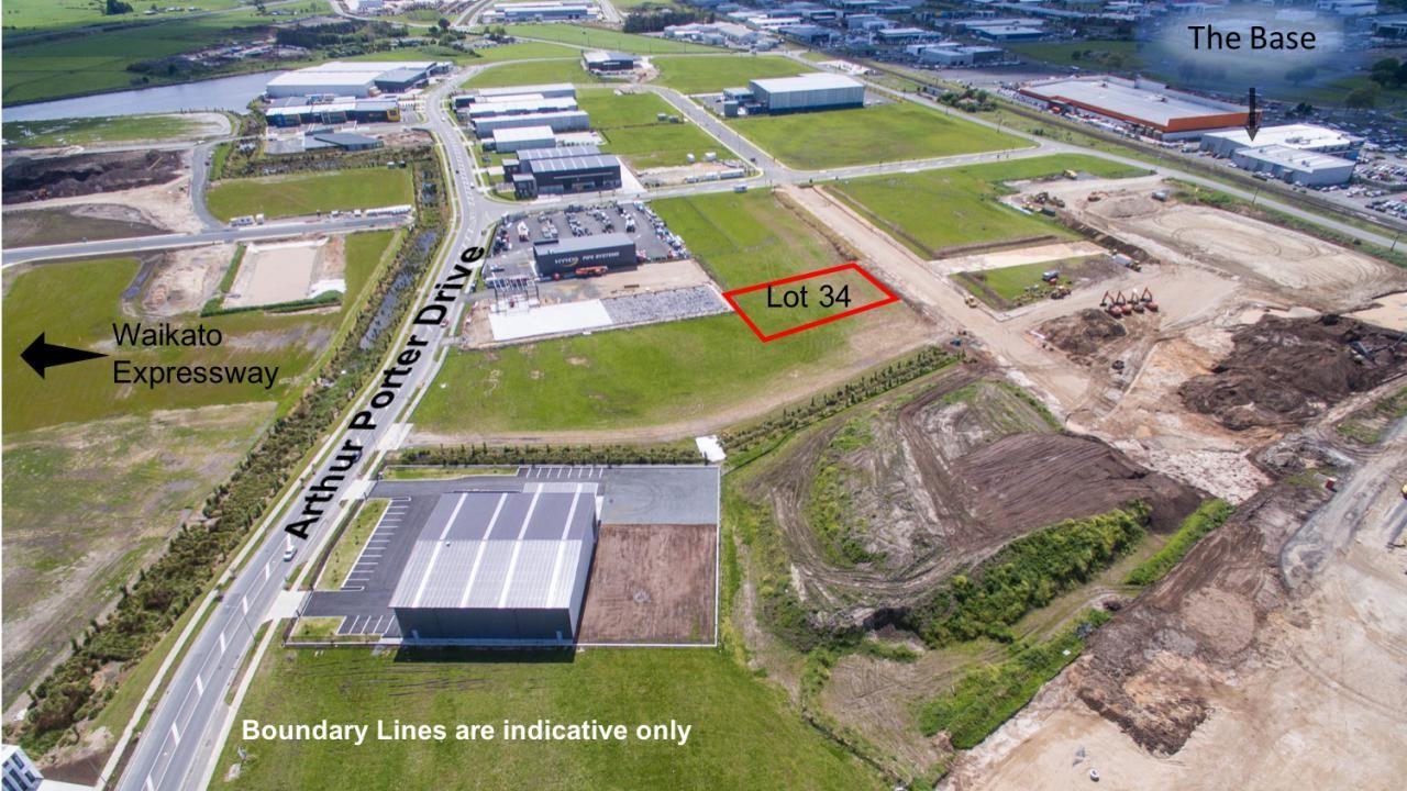 Lot 34 Te Rapa Gateway