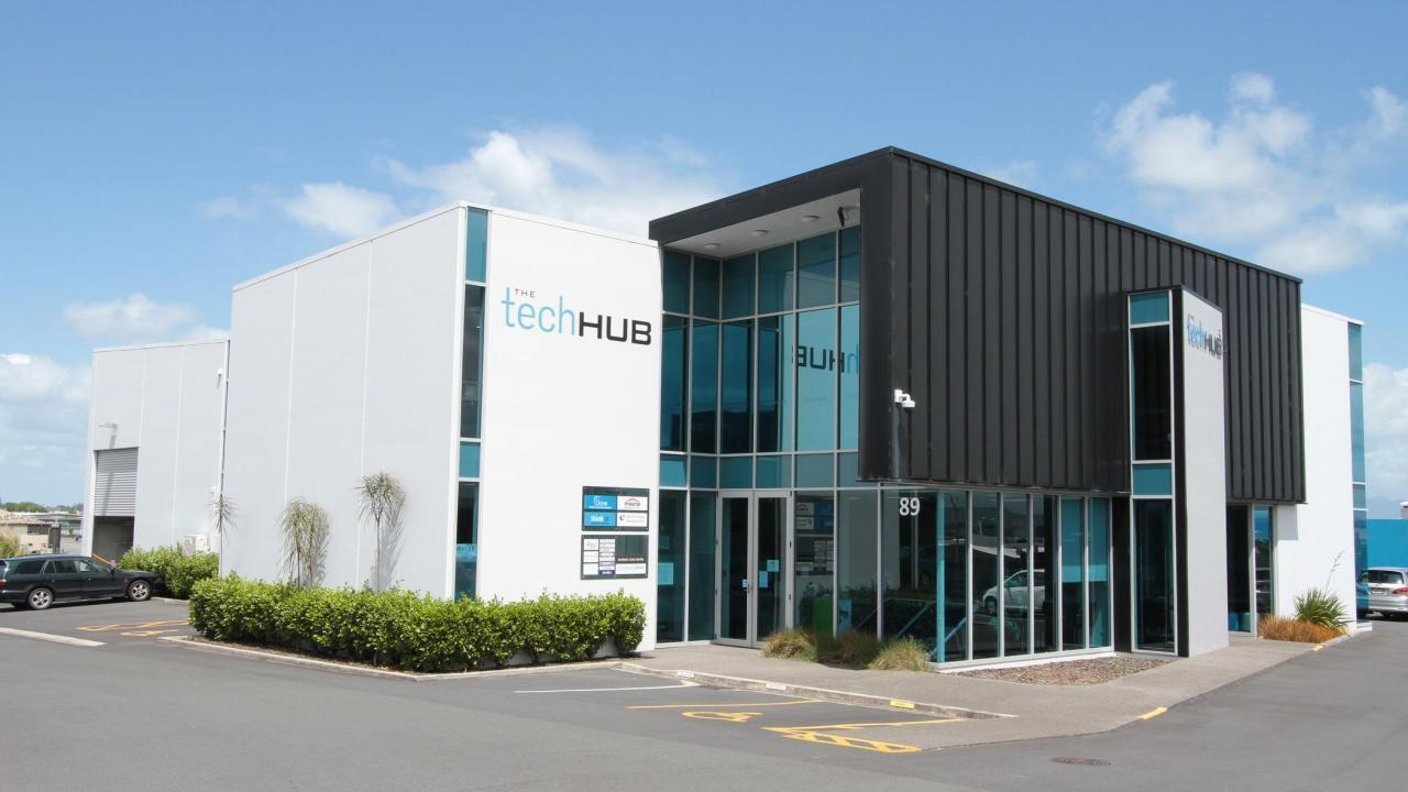 Tech hub - 89 Church Road, Te Rapa