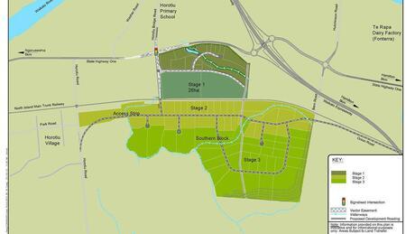 Northgate Industrial Park, Hamilton North
